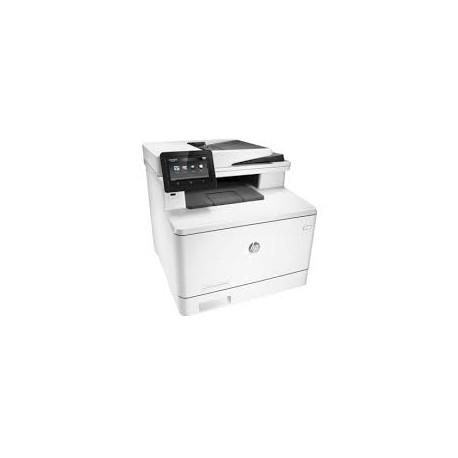 Barevná multifunkční tiskárna HP LaserJet Pro M477fdw
