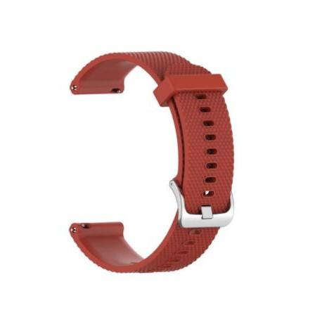 Náhradní řemínek pro Garmin ViVo Active 3, červený
